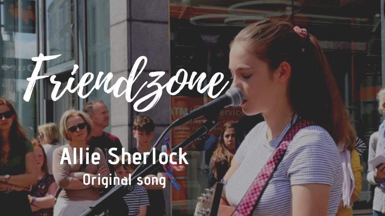 Allie Sherlock – Friendzone  Lyrics [Original song]