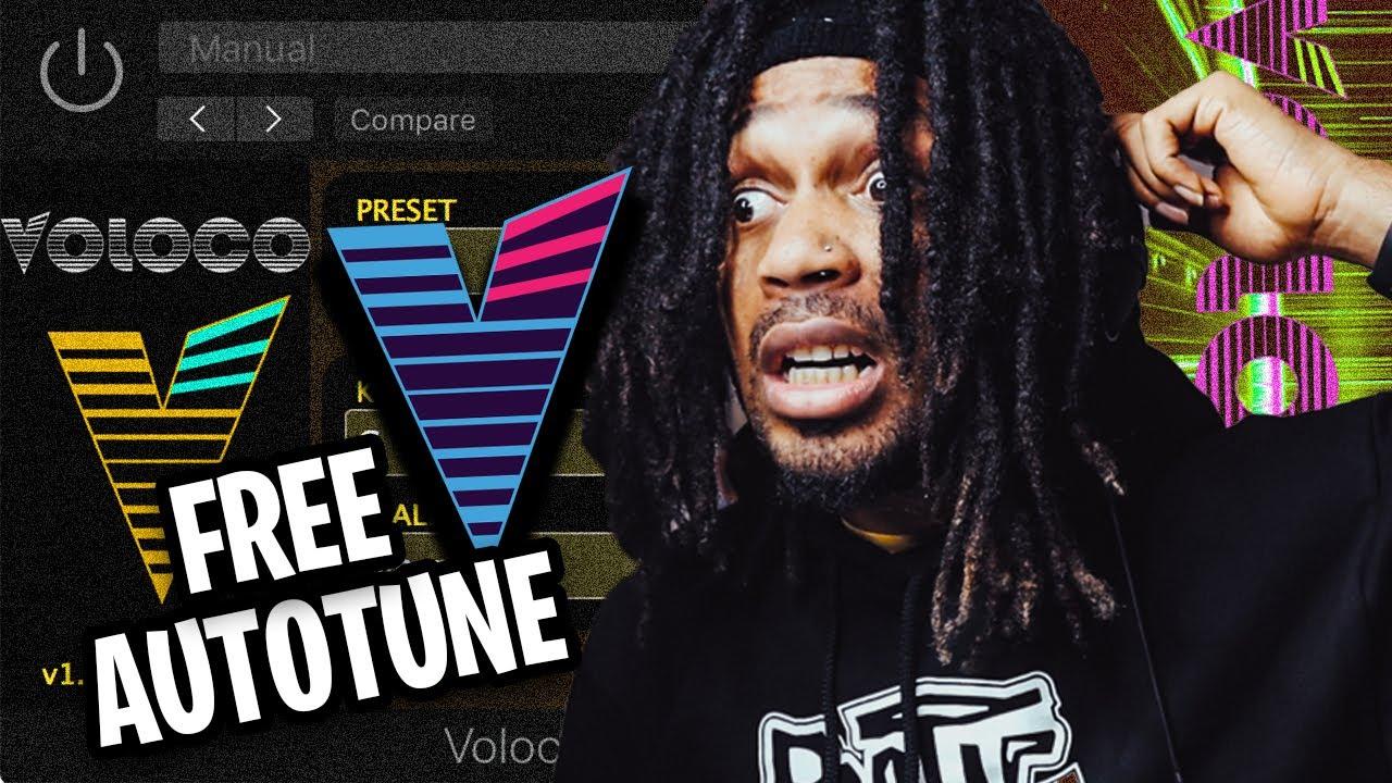 Free AUTOTUNE VST FOR MAC and PC // FREE VOLOCO VST PLUGIN